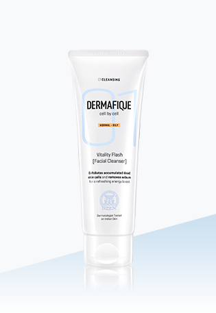 Dermafique Facial Cleanser for Normal-Oily Skin