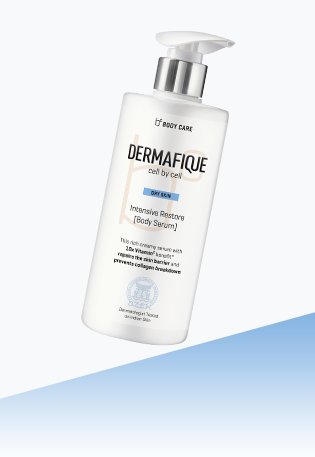 Intensive-restore body serum for dry skin