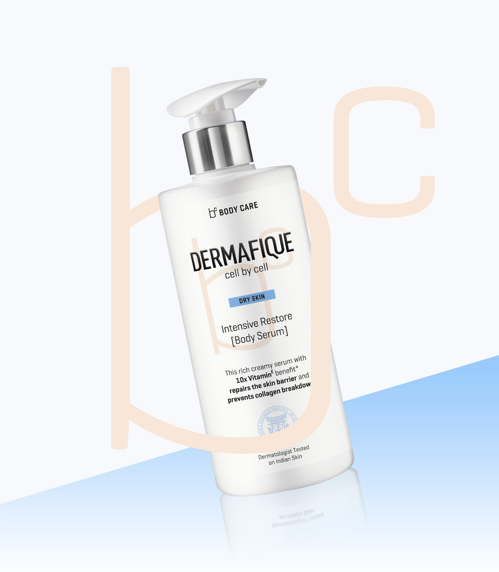 Intensive Restore Body Serum for Dry Skin