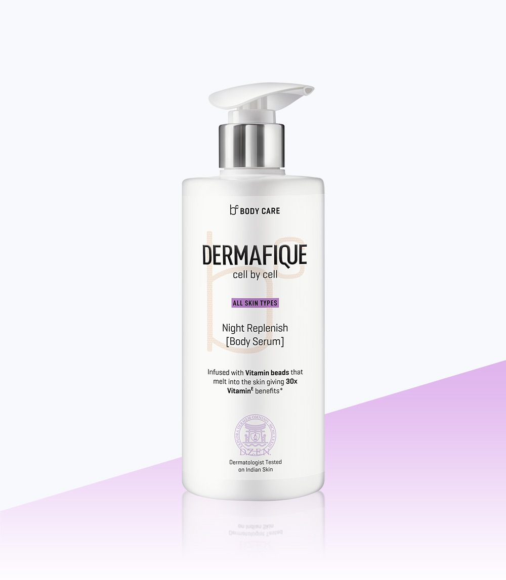 Dermafique Night Replenish Body Serum