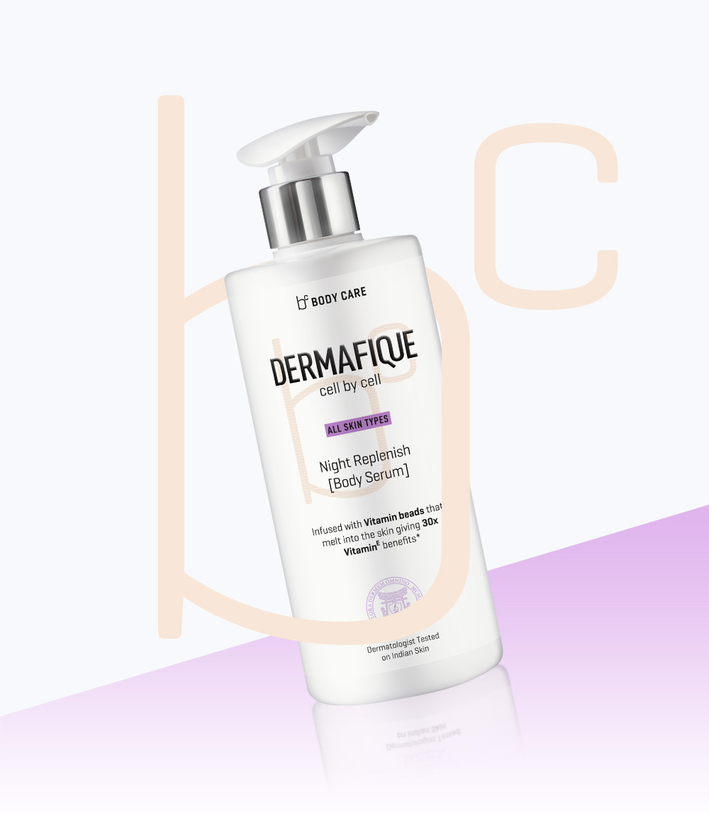 Dermafique Body Serum for Normal Skin