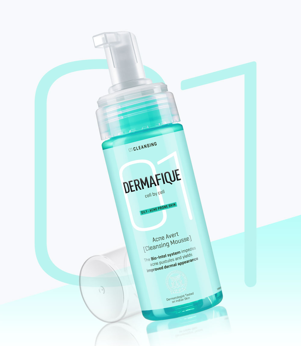 Dermafique Acne Avert Cleansing Product