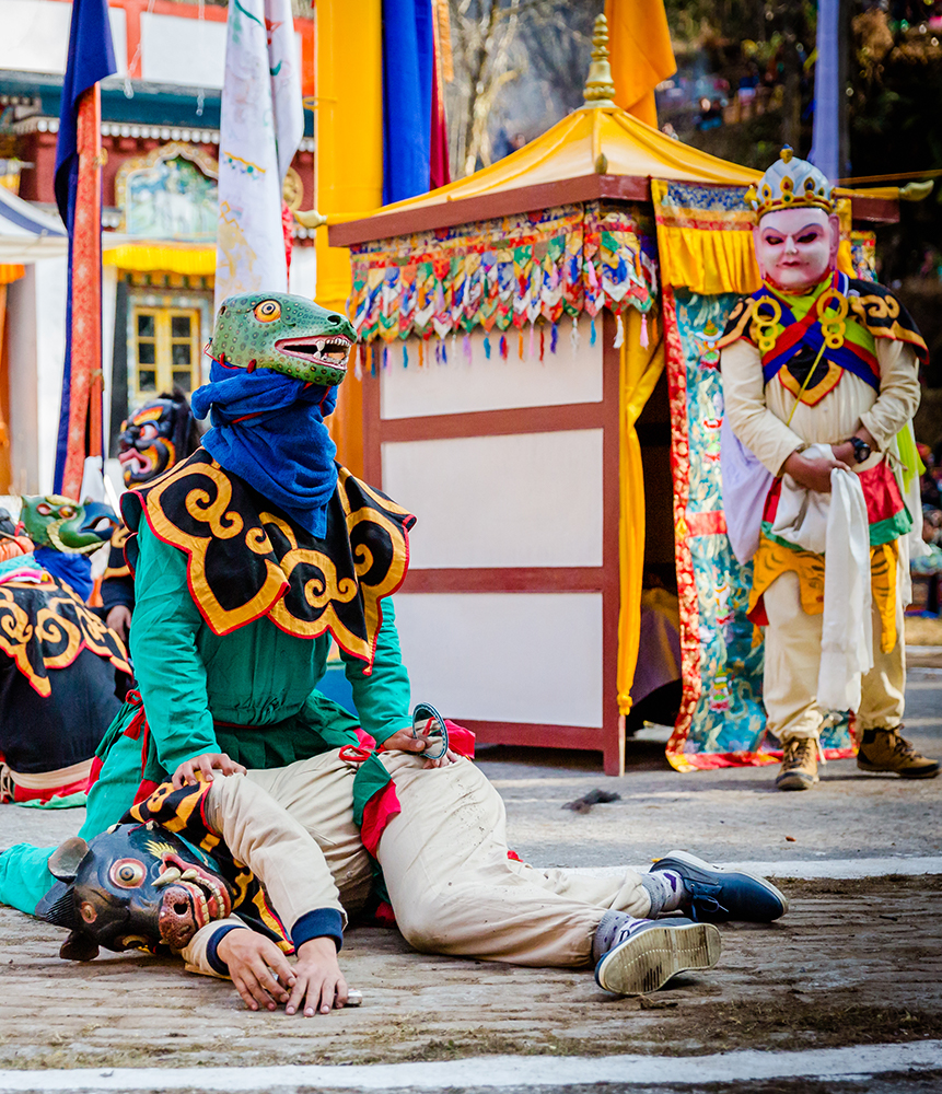 Lasoong, Losar, and Bhumchu festivals in Sikkim