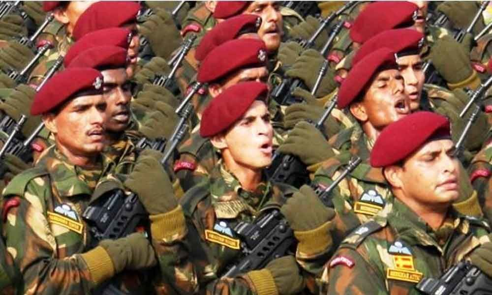 Indian army job