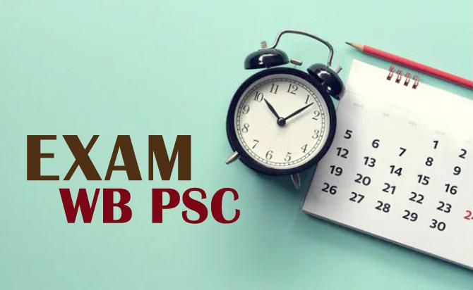 WBPSC, PSC Miscellaneous Exam, PSC Exam