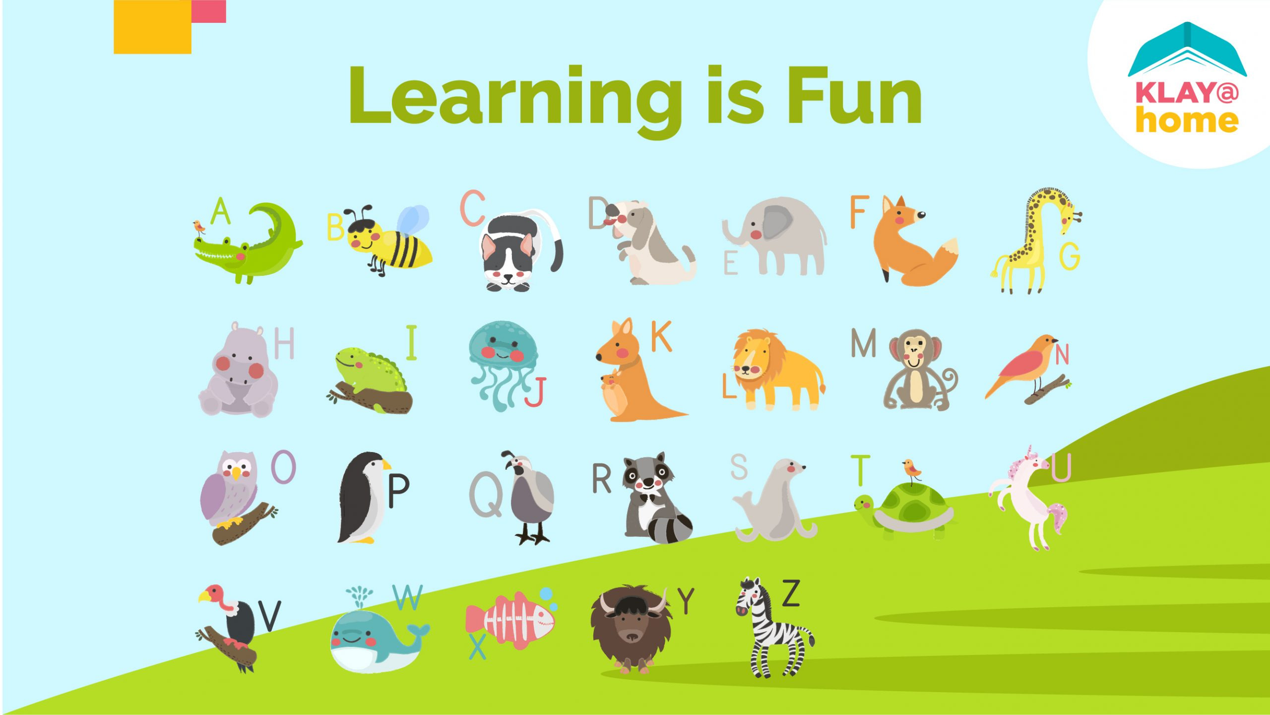 Learning is Fun!