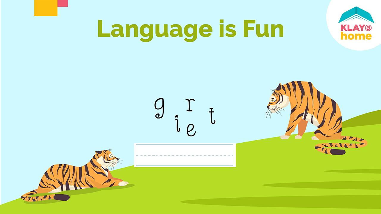 Language is Fun!