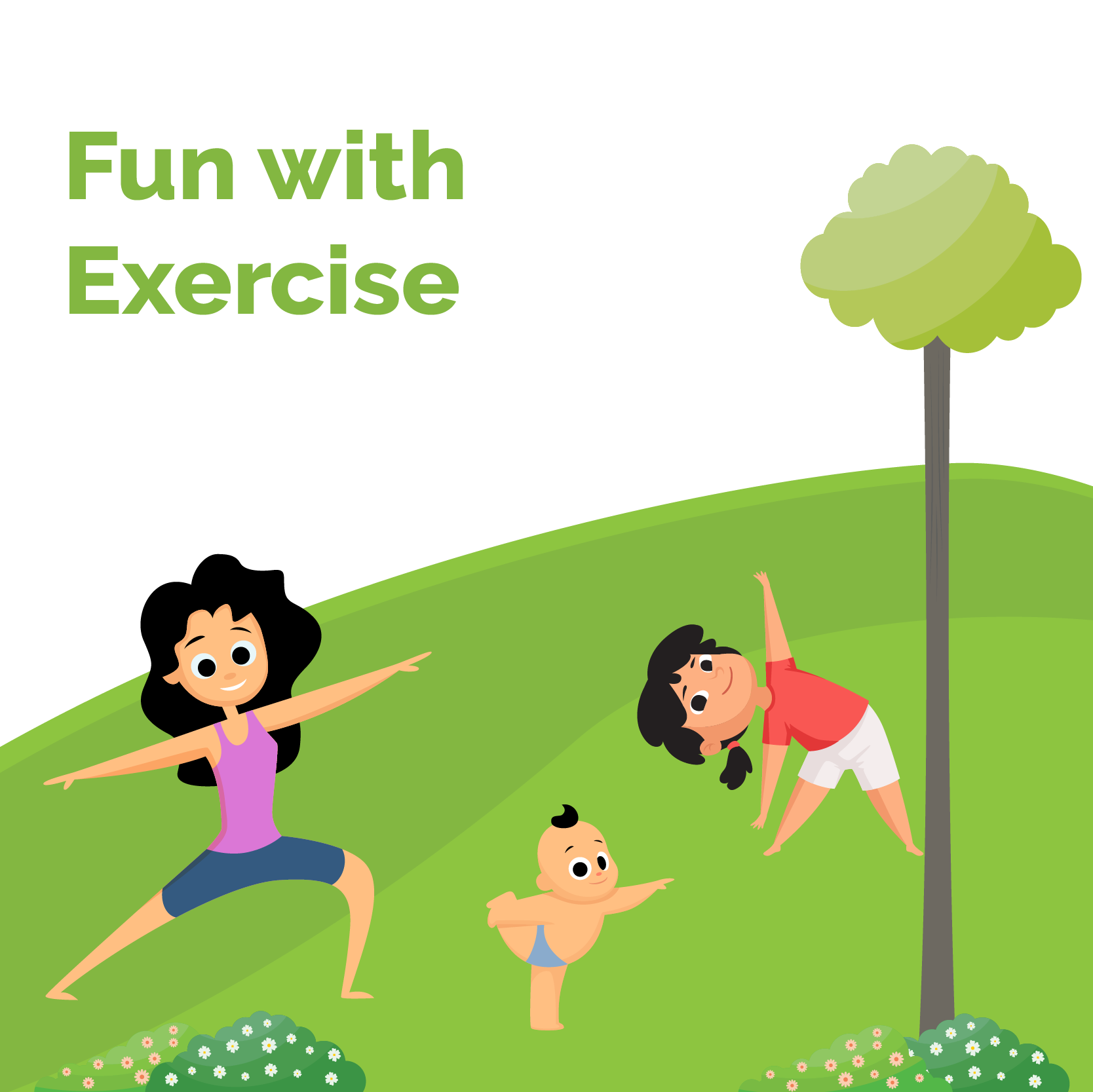 Fun with exercise