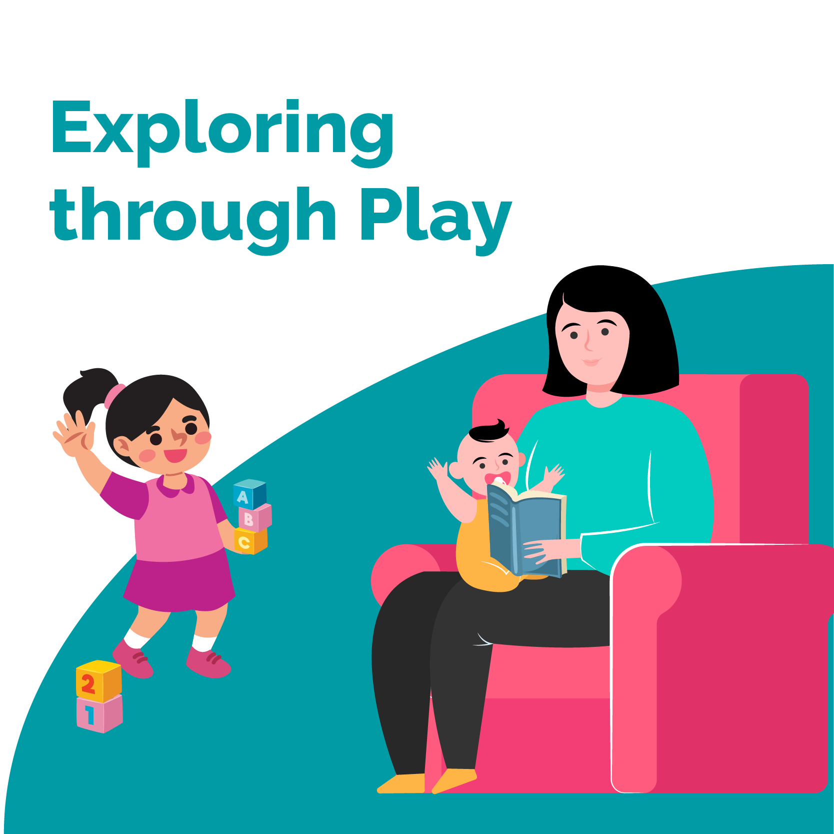 Explore through play
