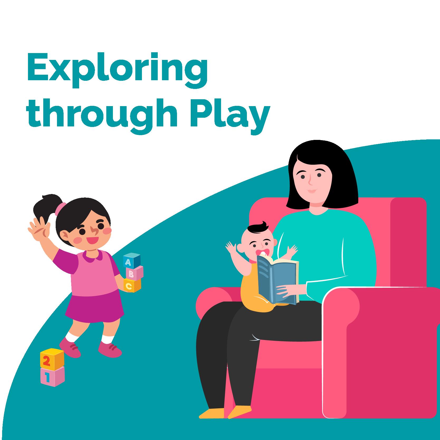 Explore through play