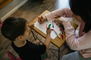 Childcare at home services in Noida