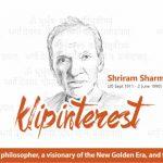Shriram Sharma