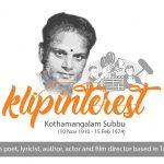 Kothamangalam Subbu