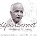 Subrahmanyan Chandrasekhar