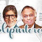 Vijay P. Bhatkar &  Amitabh Bachchan