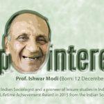 Prof. Ishwar Modi