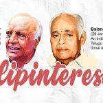 Veturi Sundararama Murthy & Balantrapu Rajanikanta Rao