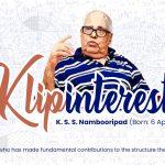 K. S. S. Nambooripad