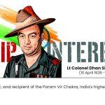 Lt Colonel Dhan Singh Thapa