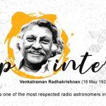 Venkatraman Radhakrishnan