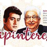 Manoj Kumar & Azim Hashim Premji