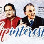 Anup Jalota & Jehangir Ratanji Dadabhoy Tata