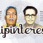 Hazari Prasad Dwivedi & Prof Bhabananda Deka