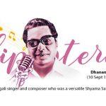 Dhananjay Bhattacharya