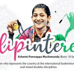 Ashwini Ponnappa Machimanda
