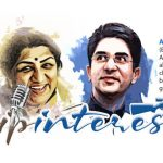 Lata Mangeshkar & Abhinav Bindra