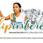 Saraswati Dey-Saha