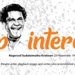 Nagercoil Sudalaimuthu Krishnan