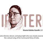 Shanta Kalidas Gandhi