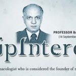 Professor Bal Krishan Anand