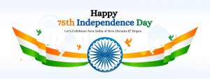 Happy 75th Independence Day