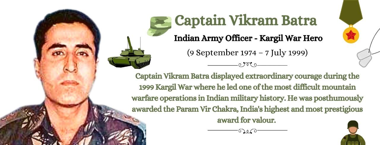 Captain Vikram Batra
