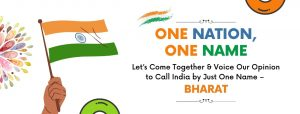 ONE NATION, ONE NAME
