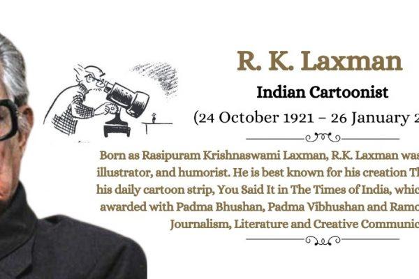 R.K. Laxman