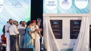 Construction inauguration of Pettah – SN Junction & Water MetroTerminal