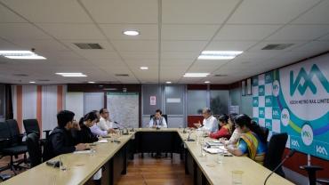 KMRL – ADB Meeting Held