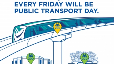 Fridays Are Now Public Transport Days For KMRL