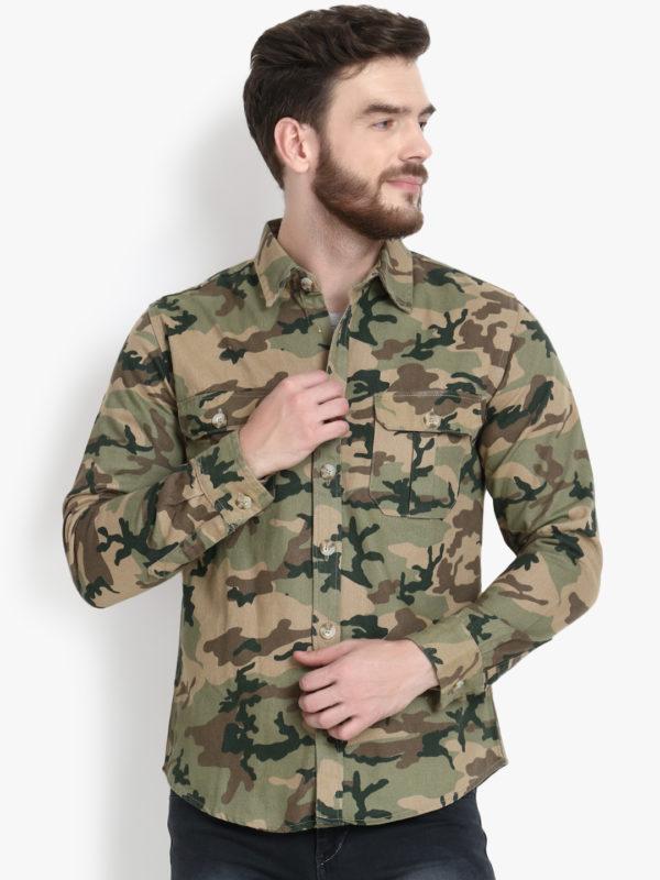 fur jacket for men