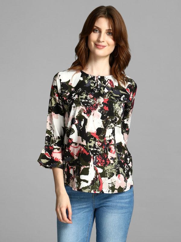 jean tops for women stylish wear