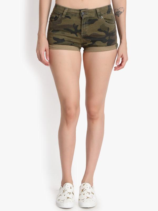silk shorts for women