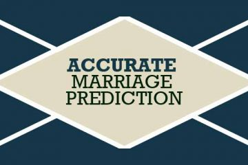 Accurate Marriage Prediction