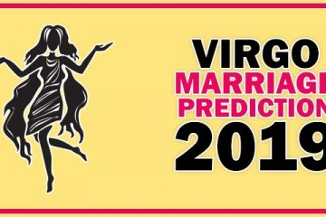 Virgo Marriage Horoscope Prediction 2019