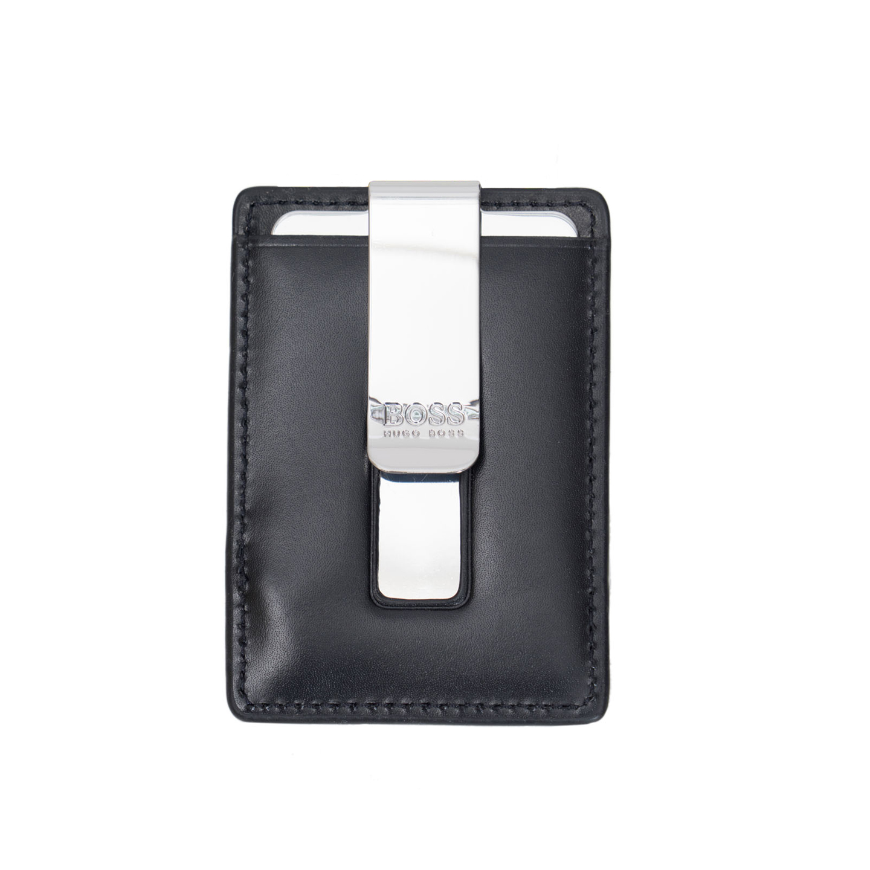 Hugo Boss Money Clip Card Holder - LabelCentric