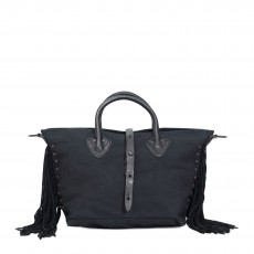 Ralph Lauren - Denim & Supply Canvas Fringe Tote