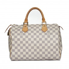 Louis Vuitton Damier Azur Canvas Speedy 30