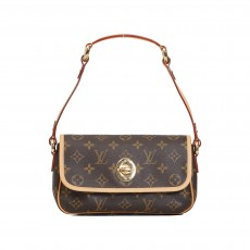 Louis Vuitton Tikal PM Monogram Canvas Pochette